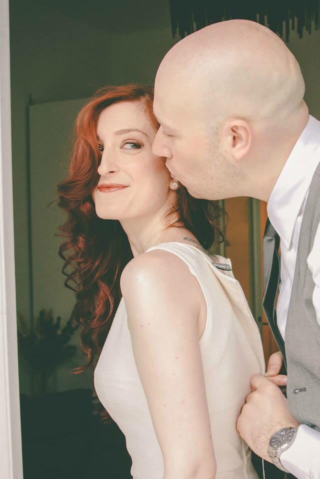 trucco sposa Firenze Julia