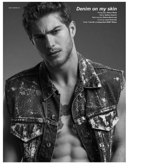 Denim on my Skin - Desnudo