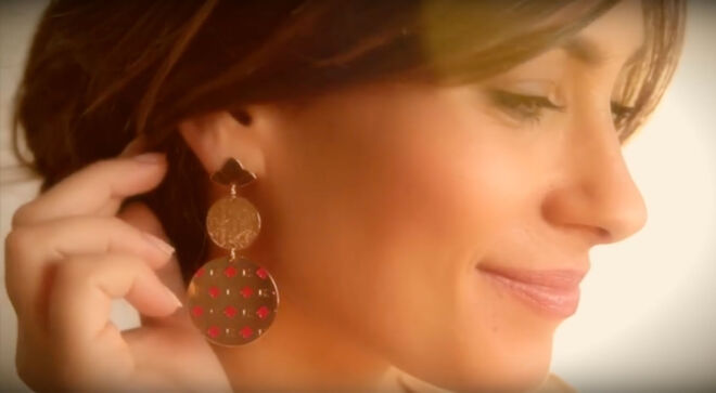 """Spot 10"""" Kemìra Fashion Jewelry Made in Italy - Nuova collezione Dahlia"""