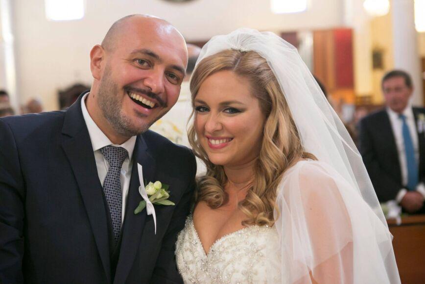 Robyberta Roberta Scagliolari si sposa