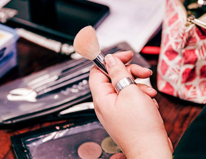 assistente make up artist