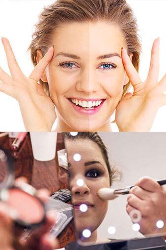 lezione skin e self makeup