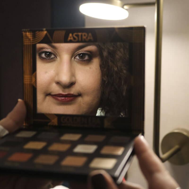 astra golden era eyeshadow palette
