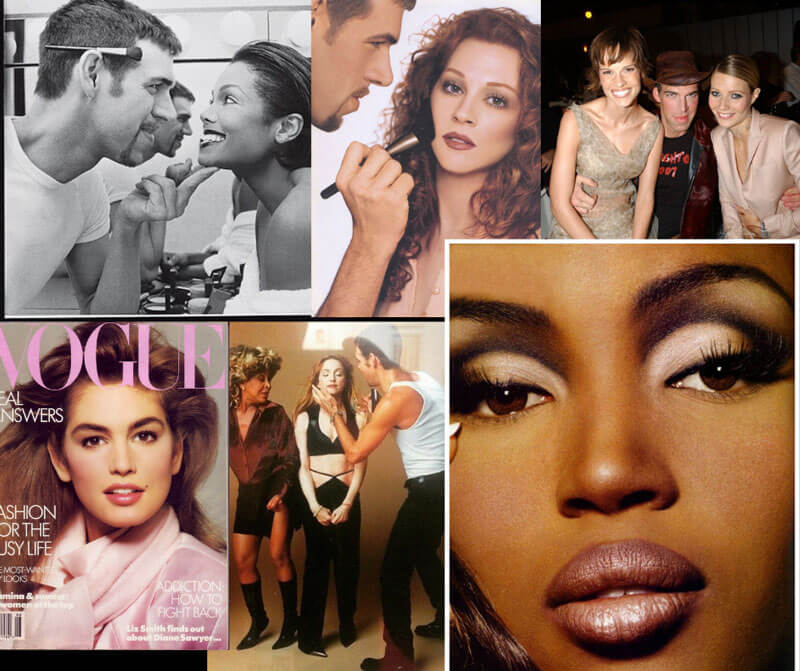 kevyn aucoin make up artist