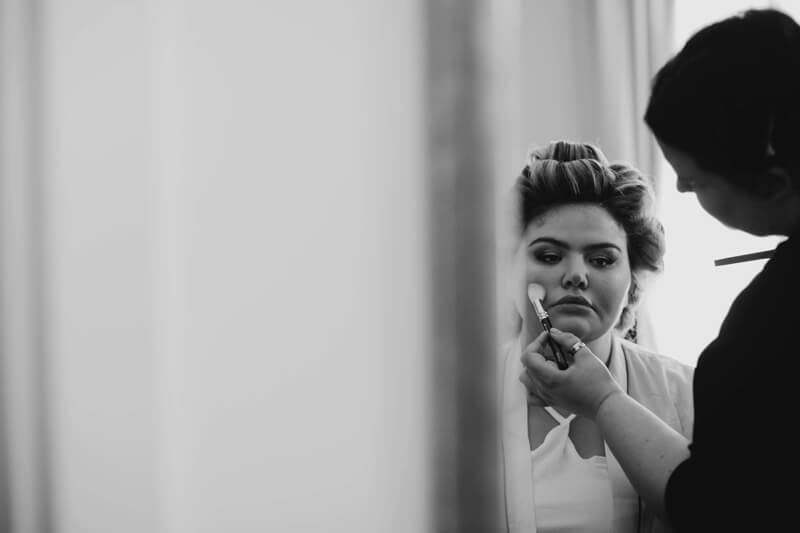 falsi miti trucco sposa make up