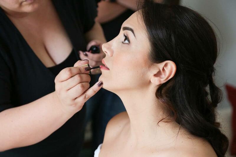 servizio make up sposa