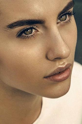 base makeup glow