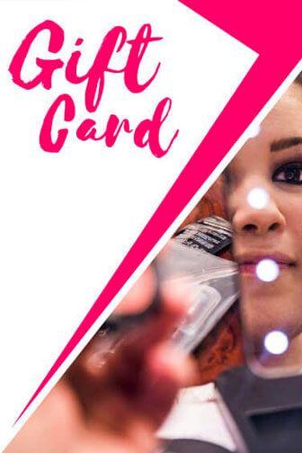 Beauty Gift Card