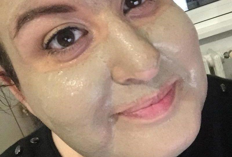 maschera all'argilla uso