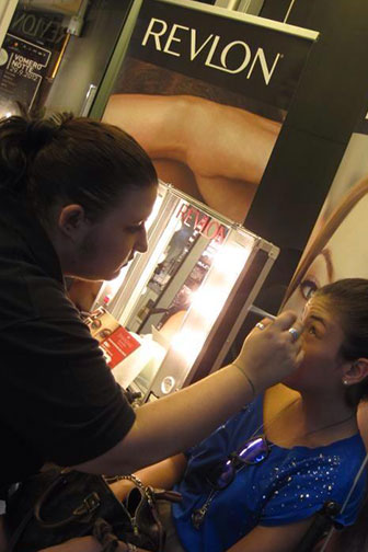 Giornata promoting make up milano
