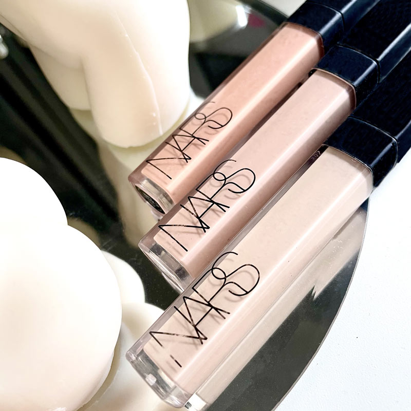 correttore nars radiant creamy concelear packaging