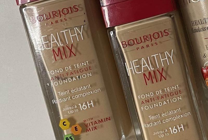 fondotinta bourjois healthy mix per tutte le pelli