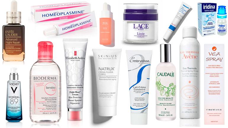 prodotti skincare
